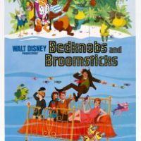 >Bedknobs and Broomsticks vs. Mary Poppins: A Cage Match